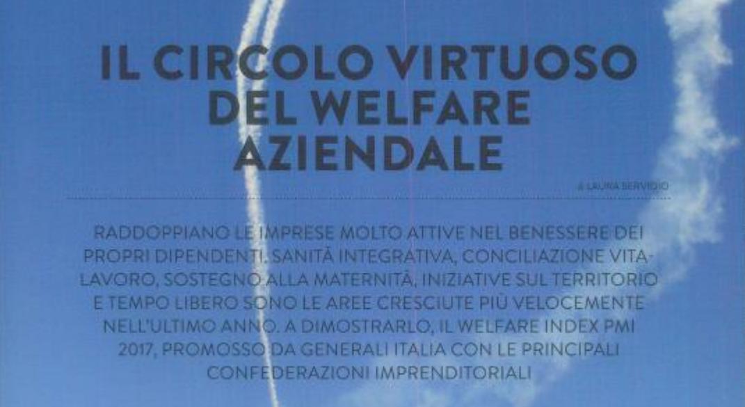Il circolo virtuoso del welfare aziendale